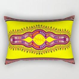 African Patterns Rectangular Pillow