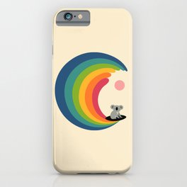 Dream Surfer iPhone Case