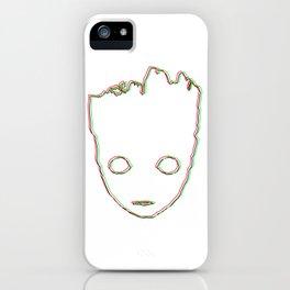 Baby ɢʀᴏᴏᴛ 3D style iPhone Case