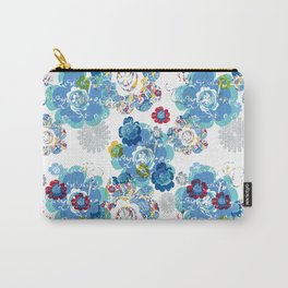 French script bouquet Carry-All Pouch