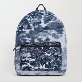 Frosty Leaves Backpack