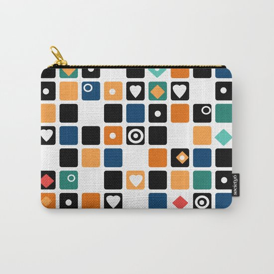 Colorful cubes . Carry-All Pouch