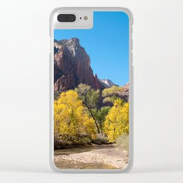 The Virgin River Clear iPhone Case