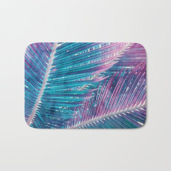 Palm #1 Bath Mat