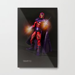 """""""If you want a madman, here I am. I defy you to do your worst""""  Metal Print"""