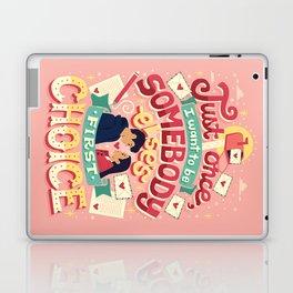 First Choice Laptop & iPad Skin
