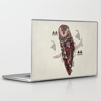 kris tate Laptop & iPad Skins featuring HATKEE Collaboration by Kyle Naylor and Kris Tate by Kyle Naylor