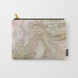 Rose Gold 4 Carry-All Pouch