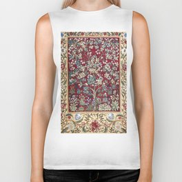 "William Morris ""Tree of life"" 2. Biker Tank"