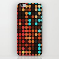disco iPhone & iPod Skins featuring Disco by DuckyB