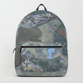 Big Cottonwood Canyon Trail Map Backpack