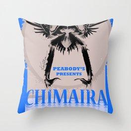 Chimaira Poster 2006 Throw Pillow