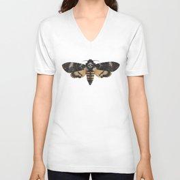 Moth of life Unisex V-Neck