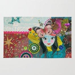 Paper Dollies - Viola Rug