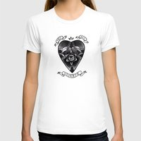 ouija T-shirts featuring Ouija Board by ezmaya