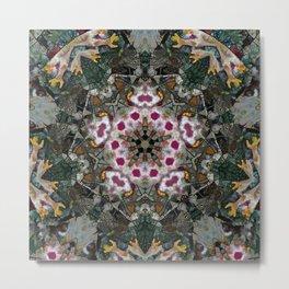 Multifacetted Kaleidoscope 3 Metal Print