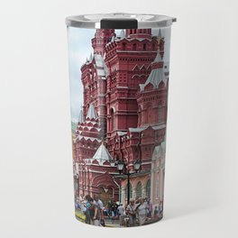 Rusia Travel Mug