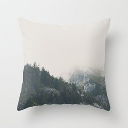 The power of imagination makes us infinite. Throw Pillow