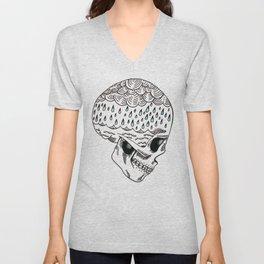 Skull Rain Unisex V-Neck