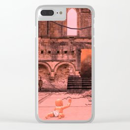 Childhood of humankind: Shade Clear iPhone Case