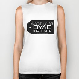 If found Return to the DYAD Biker Tank