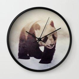 Panda Exclusive Wall Clock