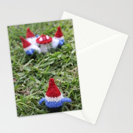 Meeting of the Gnomes Stationery Cards