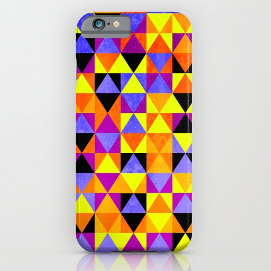 Triangles II iPhone & iPod Case