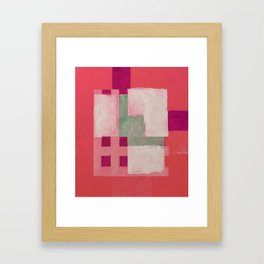 Urban Intersections 3 Framed Art Print