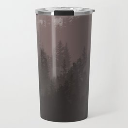 The cold forest Travel Mug