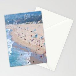 Santa Monica Beach I Stationery Cards