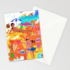 Sunburn Stationery Cards