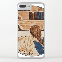 Clio Clear iPhone Case
