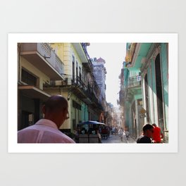 Cuba 4 Art Print