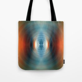 Vitality - Energy Abstract Art by Sharon Cummings Tote Bag