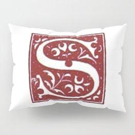 Old letter Pillow Sham