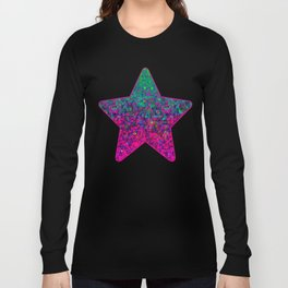 Glitter Dust Background G177 Long Sleeve T-shirt