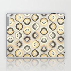 Scandi Circles Laptop & iPad Skin