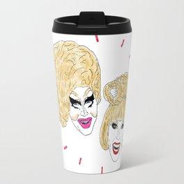 UNHhhh - Trixie and Katya Travel Mug