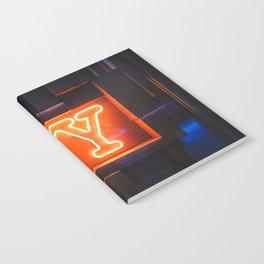 Neon NY Notebook