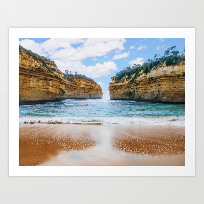 Loch Ard Gorge Fine Art Print  • Travel Photography • Wall Art Art Print