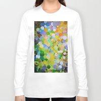 melissa smith Long Sleeve T-shirts featuring Granny Smith by John Turck