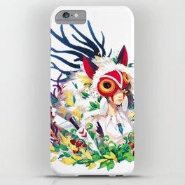 Mononoke iPhone Case