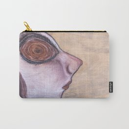 People in the Wood - Polly Carry-All Pouch