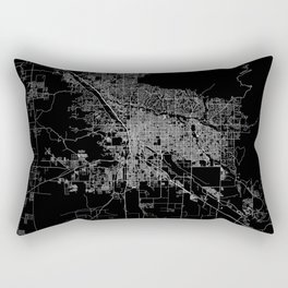 tucson map Rectangular Pillow