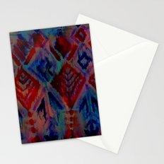 Ikat #2A Stationery Cards