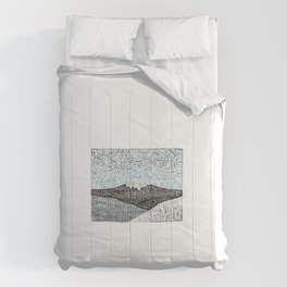 'JaPow' by Sarah King  Comforters
