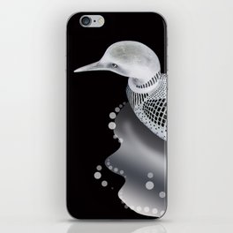 Black River Ducks iPhone Skin