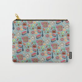 Peranakan tea party Carry-All Pouch