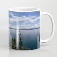clear Mugs featuring Clear Water by Chris Root
